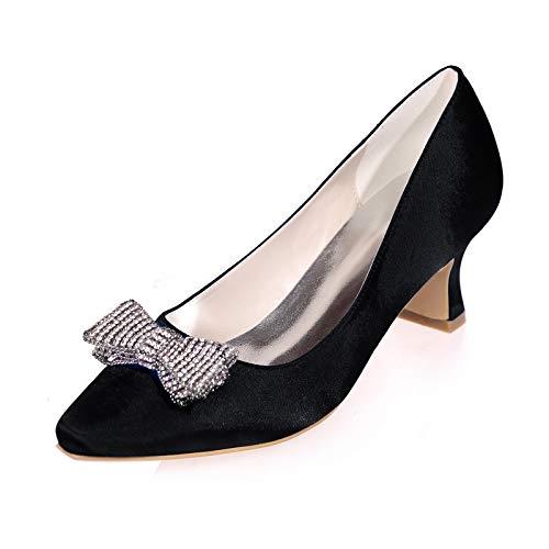HLONGG Chaussures De Mariée pour Femme Chaussures...