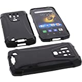 foto-kontor Protective case for Blackview BV6900 rubber TPU