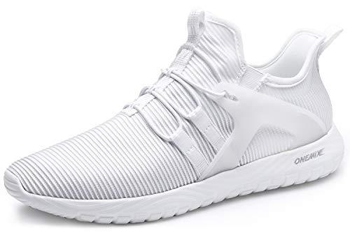 ONEMIX Zapatillas de Deporte Respirable para Correr Deportes Zapatos Running Hombre Casual Walking Sneakers