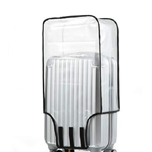 Awhao protectores de equipaje para maleta PVC Clear Suit (20'a 30)