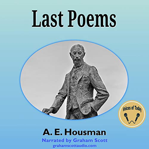 Last Poems cover art