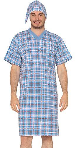 Timone Camisón Pijama Ropa de Cama Hombre TIDR5002