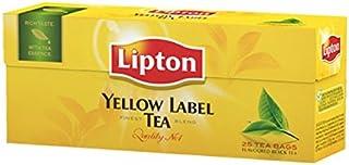 Lipton Schwarzer Tee - 25 Beutel