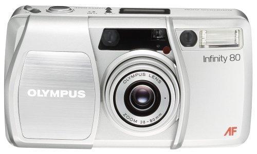 Olympus Infinity Zoom 80QD 35mm Film Camera