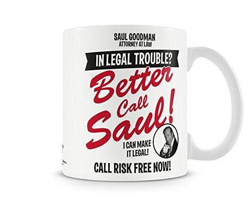 Licenza Ufficiale In Legal Trouble Tazza di caffè, Mug
