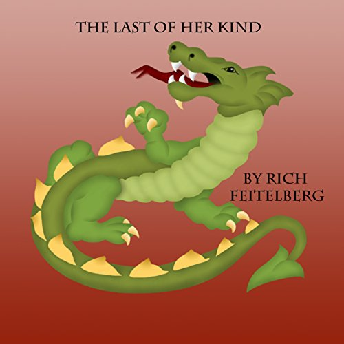 The Last of Her Kind  By  cover art