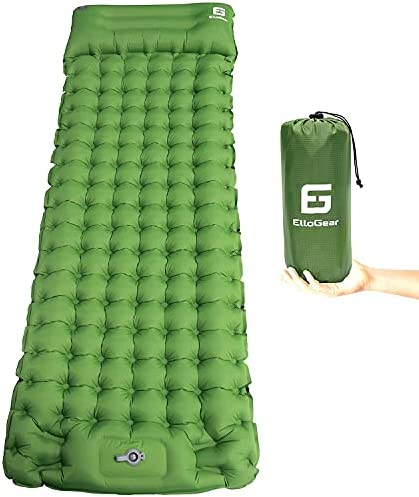 Top 10 Best compact sleeping pad Reviews