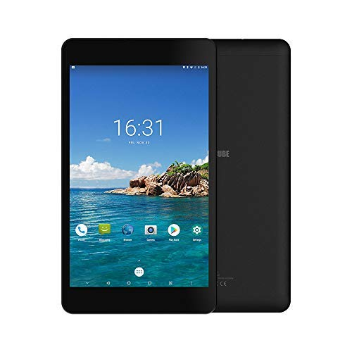 ALLDOCUBE M8 Tablet PC, 8 inch 1920x1200 IPS Screen, MTK X27 Deca core, 3GB RAM, 32GB ROM, Android 8.0, 2MP/5MP Camera, Bluetooth 4.2, Black
