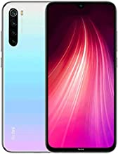 "Xiaomi Redmi Note 8, 32GB/3GB RAM 6.3"" FHD+ Display Snapdragon 665, Dual SIM Factory Unlocked Global Version (Moonlight White)"