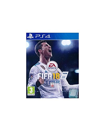 Fifa 18 PS-4 AT [Importación alemana]