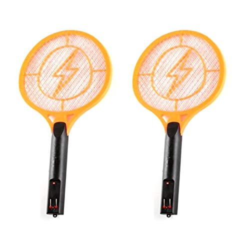 LavoHome Premium Rechargeable Ultimate Electronic Bug Zapper Zaps Racket Fly Wasp Swatter Mosquito Killer - Best Indoor & Outdoor Pest Control (4)