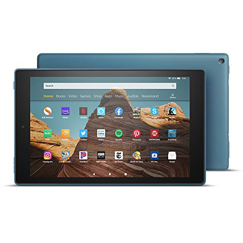 "All-New Fire HD 10 Tablet (10.1"" 1080p full HD display, 32 GB) –"