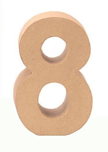 Glorex Número de cartón 8, Naturaleza
