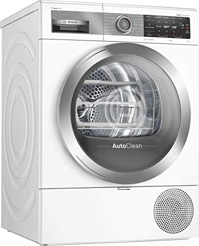 Bosch Electrodomésticos secadora para el hogar Profesional WTX87EH9IT 9 kg Silent Class A+++