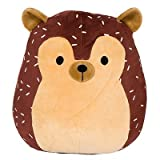 Kellytoy Squishmallow Hans The Hedgehog Super Soft Plush Toy Pillow Pet Pal Buddy (8 inches)
