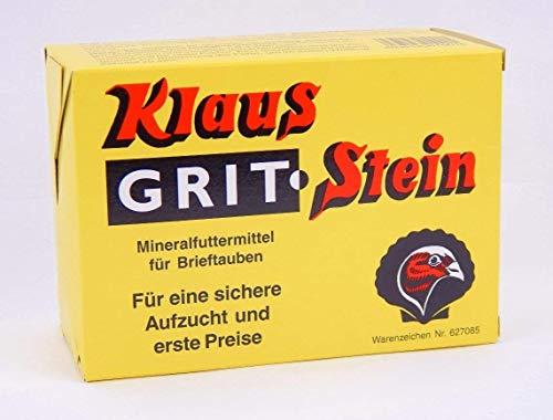 KLAUS - Gritstein - 1 Stück - für eine gute Mineralstoffversorgung