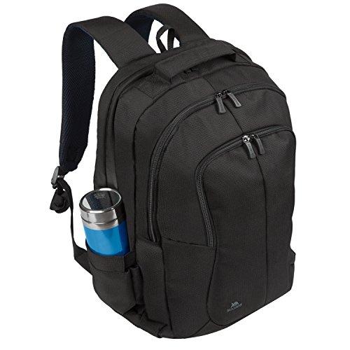 Notebook / Tablet Rucksack Reistasche für Geräte bis 43,9 cm (17,3 Zoll) in modernen schlichten Design