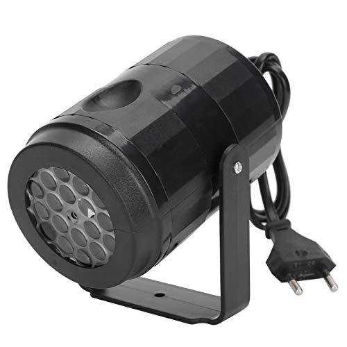 logozoee Luz de proyección LED, lámpara de proyector de Navidad, Distancia de proyección de 3 a 8 Metros Lámpara de proyección de Navidad, IP65 a Prueba de Agua para Jardines, Piscinas