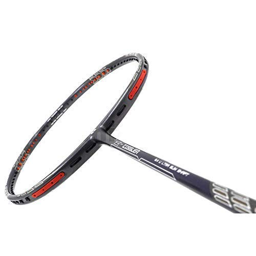 Apacs Z-Ziggler Grey Unstrung Badminton Racquet with Full Cover