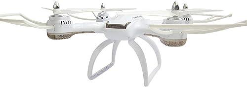 ERKEJI Drohne Fernbedienung Größe Quadcopter Spielzeugflugzeug 480 P Luftbild Echtzeitübertragung WiFi FPV