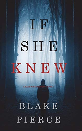 If She Knew A Kate Wise Mystery Book 1 1 product image