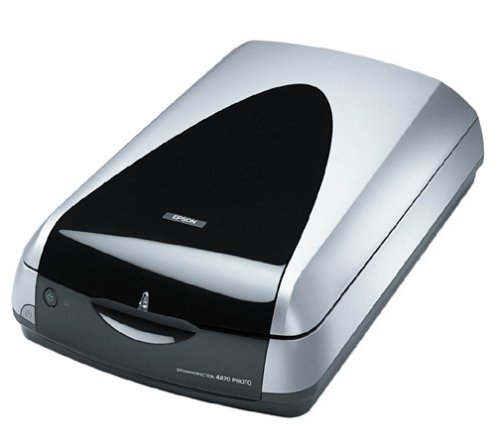 Great Deal! Epson Perfection 4870 PRO Scanner