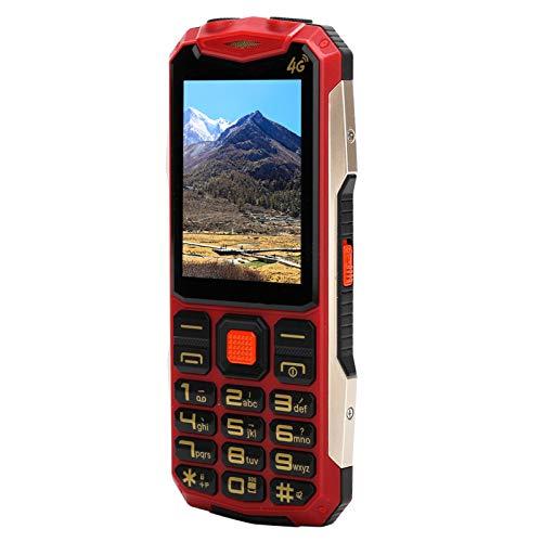 Cuifati Teléfono móvil 2G Teléfono móvil de 2,4 Pulgadas Teléfono móvil multifunción Tarjeta Dual Teléfono móvil con Doble Modo de Espera(European regulations)