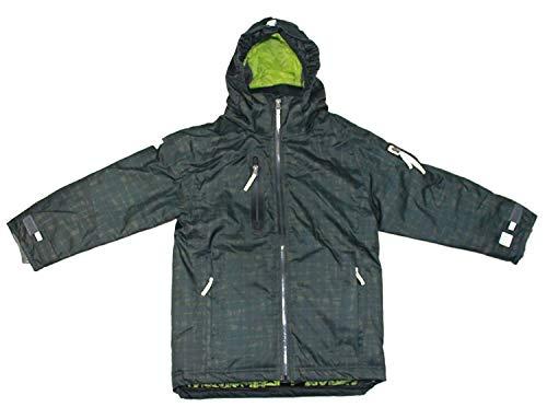XS Exes ReflexLine Jacket Jungen Softshelljacke 454511 in Schwarz (999 Jet Black), Kleidergröße:128;Farbe:Schwarz (999 Jet Black)