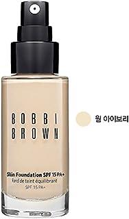 BOBBI BROWN ボビイ ブラウン スキン ファンデーション SPF15 PA+ #1 Warm Ivory 30ml [並行輸入品]