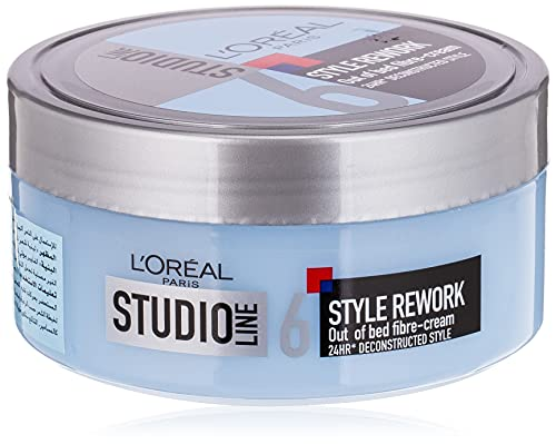 L'Oreal Studio Line Special FX Out Of Bed Hair Fibre-Cream , 150ml