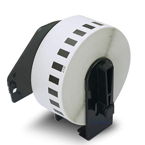 【BetcKey】Brother用 ブラザー DK-2210 (29mm x 30.48m) [1巻]『互換の 長尺紙テープ』対応機種:感熱ラベルプリンター用 QL-800 QL-820NWB QL-700 QL-550 QL-720NW QL-650TD