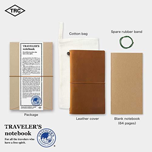 Traveler's notebook camel [15193006] Photo #4