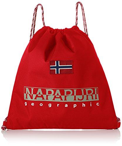 Napapijri N0YFLJ - Mochila Unisex para adulto, color Rojo (Old Red 094), 39x43x1 cm (B x H x T)