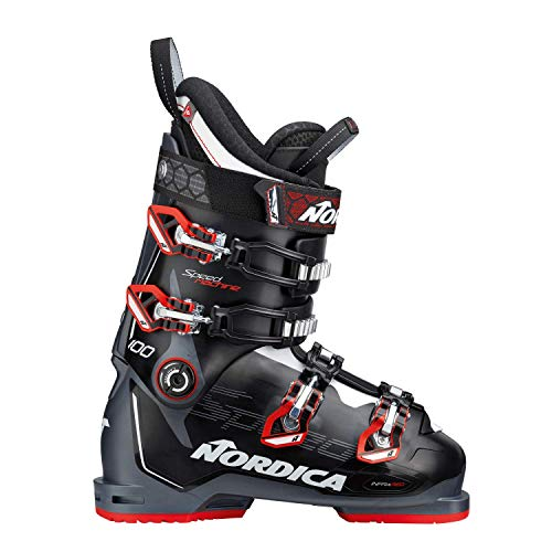 Nordica Speedmachine 100 Skistiefel 050H3801-7T1 Black/Anthracite/Red Gr. 26.5