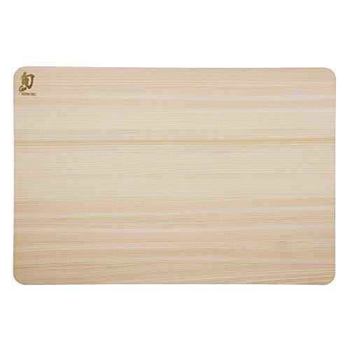 Shun DM0816 Hinoki Cutting Board, Medium