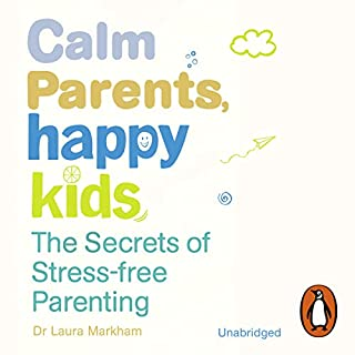 Calm Parents, Happy Kids cover art