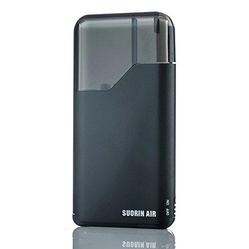 Sigaretta Elettronica Suorin Air Starter Kit - 400mAh Black (Prodotto Senza Nicotina)