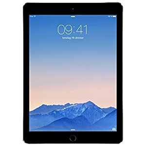 Apple iPad Air 2 16GB Wi-Fi - Space Grey (Renewed) 3