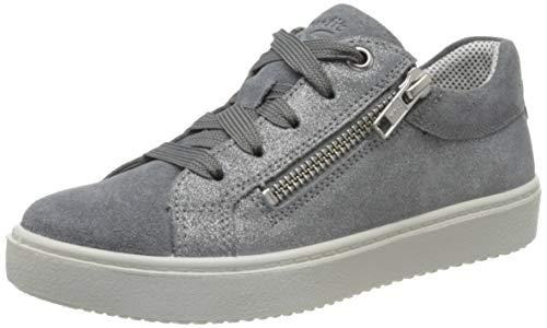 Superfit Damen HEAVEN Sneaker, Grau (Hellgrau 25), 39 EU