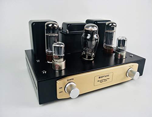 Reisong BOYUU A9 EL34 amplificatore valvolare 12W × 12W Classe A amplificatore valvolare 5Z3P 6N9PJ