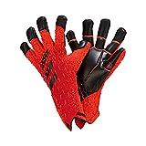 adidas PRED GL Pro HYB Guantes de Portero, Adultos Unisex, Rojsol/Rojo/Negro (Multicolor), 7