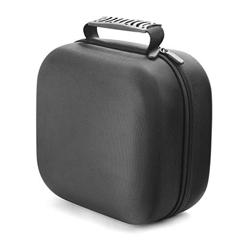 YUYAN Bolsa impermeable portátil a prueba de golpes EVA VR gafas caja de almacenamiento bolso para Oculus Quest 2 todo en uno
