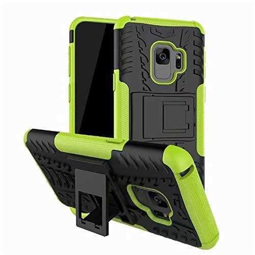 HHF - Funda para teléfono celular resistente a prueba de golpes para Samsung Galaxy S4 S5 S6 S7 Edge S8 Plus A3 A5 A7 2017 J5 J7 J2 Prime J1 J3 Note 8 5