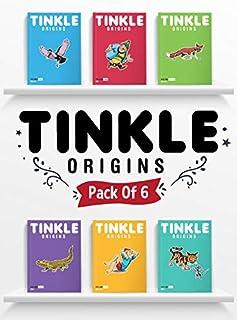 Tinkle Origins - Pack of 6