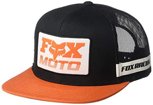 Fox Racing - Gorra Ajustable para Hombre - Negro - Talla única