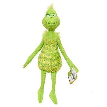 Grinch Movie Grinch 7  Beans Plush Green