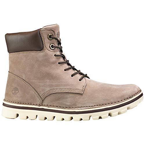 Price comparison product image Timberland Women's TB0A1SC6929 - Brookton 6in Lace Up,  Taupe Nubuck,  Size 6.5