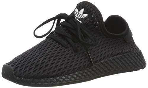 adidas Deerupt Runner C, Zapatillas de Gimnasia Unisex Niños, Negro (Core Black/Core Black/FTWR White Core Black/Core Black/FTWR White), 28 EU