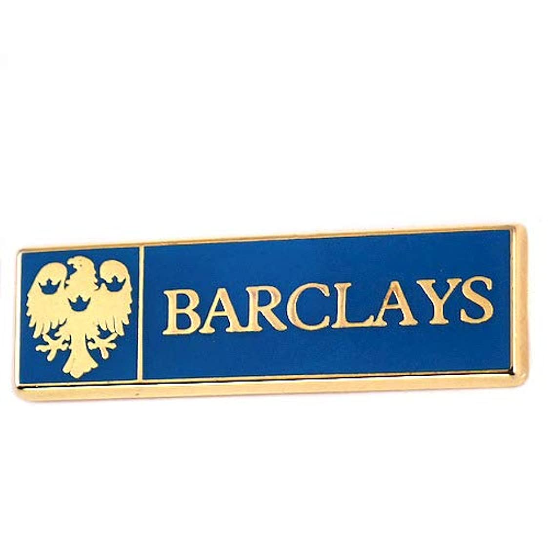 謙虚人質締め切り限定 レア ピンバッジ バークレー銀行イギリス鷲わしイーグル鳥 ピンズ フランス
