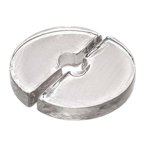 Luna Glass Crock Weights